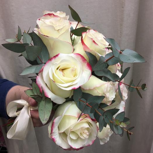 Букет невесты (дублёр): букеты цветов на заказ Flowwow