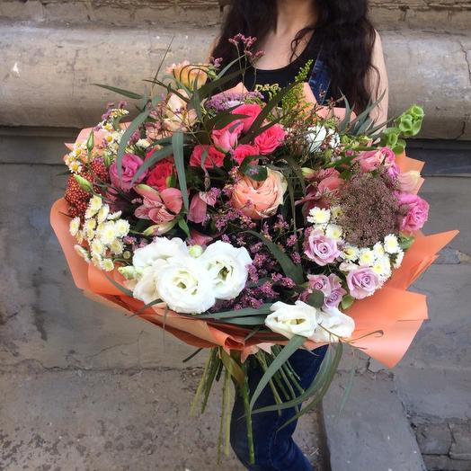 Угадайка: букеты цветов на заказ Flowwow