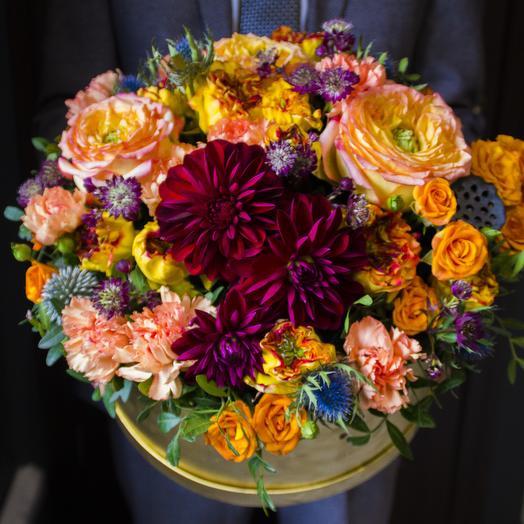 Астранция: букеты цветов на заказ Flowwow