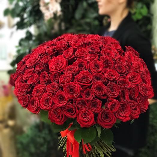 Классика на все времена: букеты цветов на заказ Flowwow