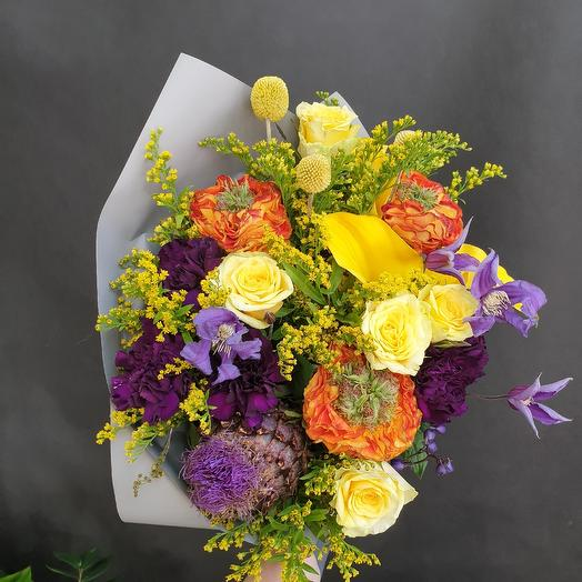 Важное послание: букеты цветов на заказ Flowwow