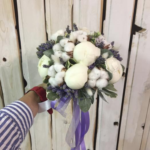 """Букет невесты """"Первый Поцелуй"""": букеты цветов на заказ Flowwow"""