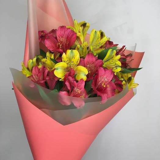 Букет 2888: букеты цветов на заказ Flowwow