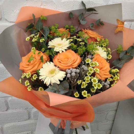 День Матери: букеты цветов на заказ Flowwow