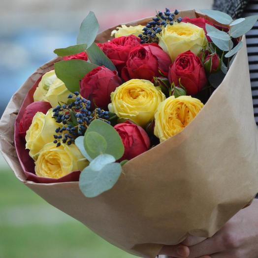 """Букет """"Модерн"""": букеты цветов на заказ Flowwow"""