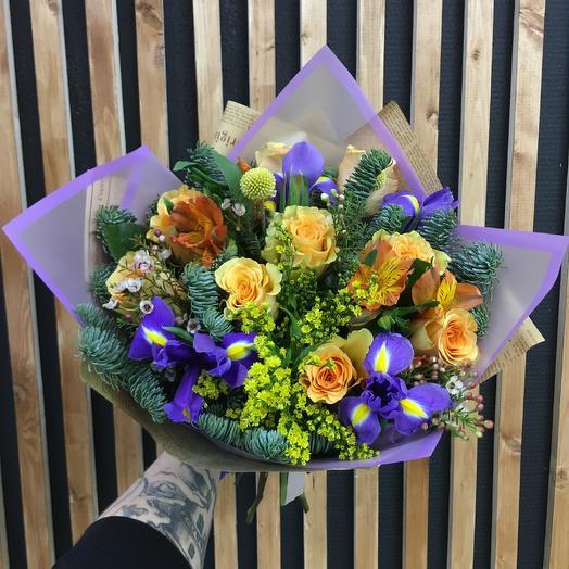 Seasons: букеты цветов на заказ Flowwow