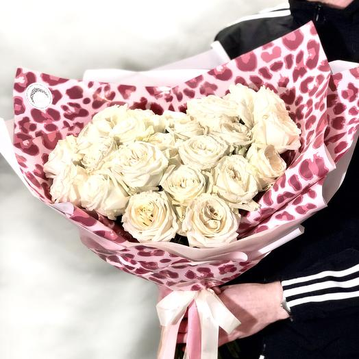 ДЛЯ НЕЖНЫХ КОШЕЧЕК: букеты цветов на заказ Flowwow