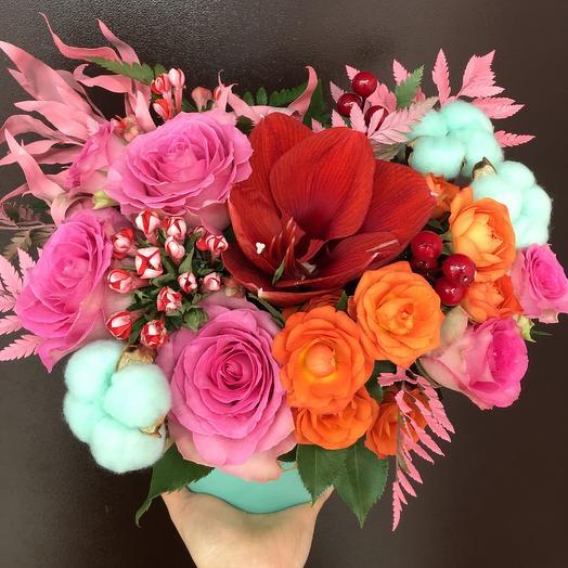 История любви💕️️️: букеты цветов на заказ Flowwow