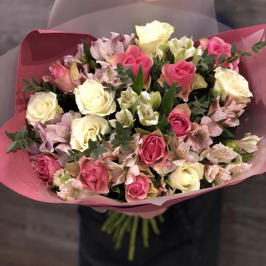 Александрина: букеты цветов на заказ Flowwow