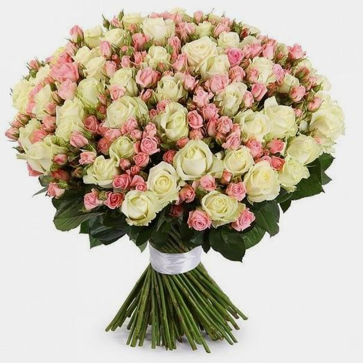 Букет Премиум: букеты цветов на заказ Flowwow