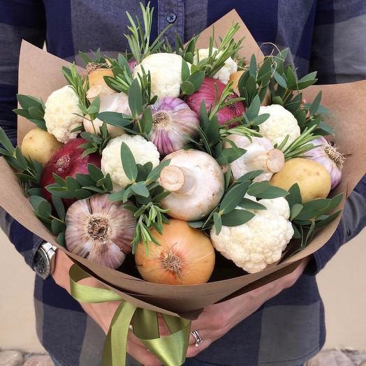 Озорные овощи