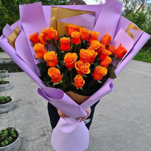 Шикарный гигант: букеты цветов на заказ Flowwow