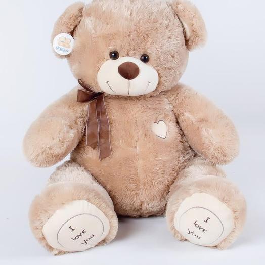 Плюшевый мишка мягкий Медведь