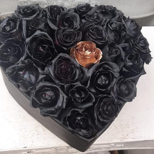 Чёрная любовь