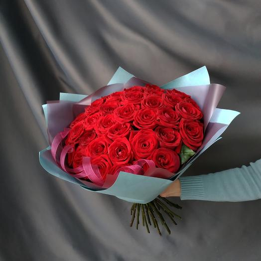 """Букет""""35 красных роз"""""""