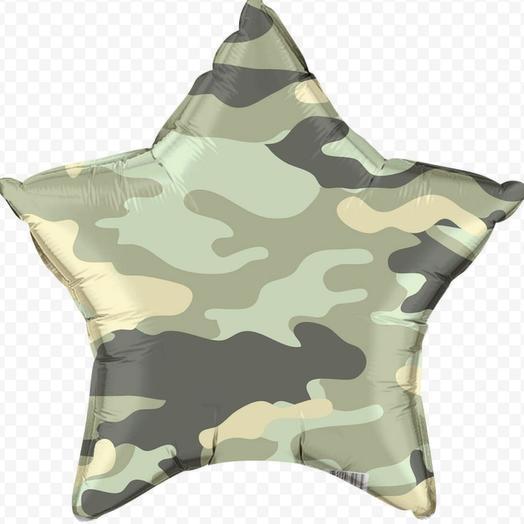 Шар звезда