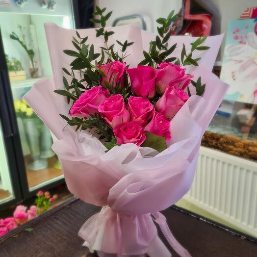 Цветочный зефир