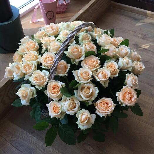 Самые нежные розы Талея