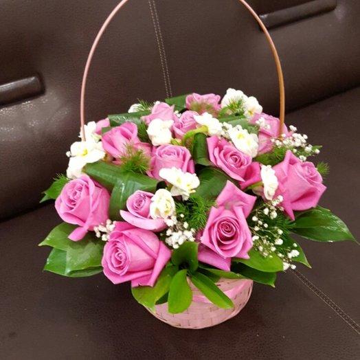 Букет 12: букеты цветов на заказ Flowwow