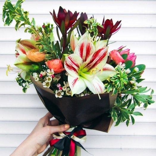 ЮЖНАЯ АФРИКА: букеты цветов на заказ Flowwow