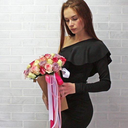 Сингл: букеты цветов на заказ Flowwow