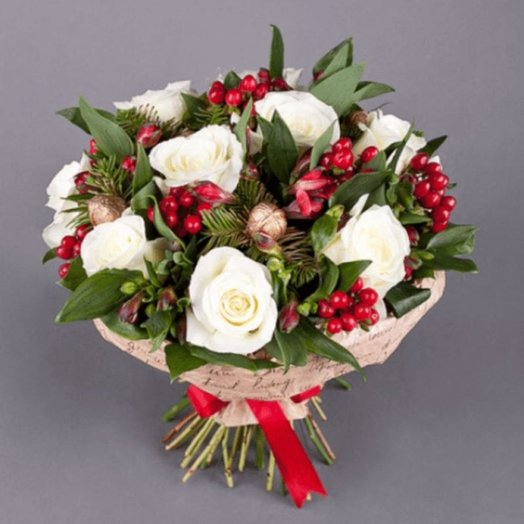 "Bouquet "" snow White in the berry Kingdom"""