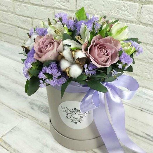 Небосвод: букеты цветов на заказ Flowwow