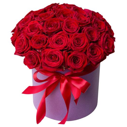 София в фиолетовом: букеты цветов на заказ Flowwow