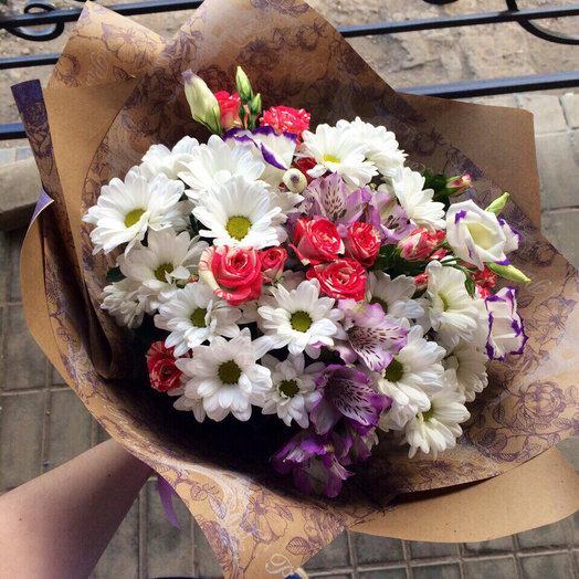 Сборный букет 63: букеты цветов на заказ Flowwow