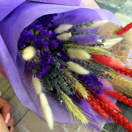 Летящая ласточка: букеты цветов на заказ Flowwow