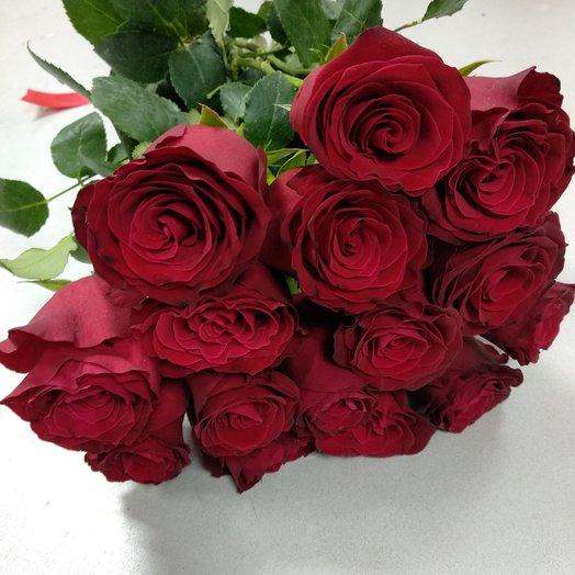 Розы 60 см: букеты цветов на заказ Flowwow