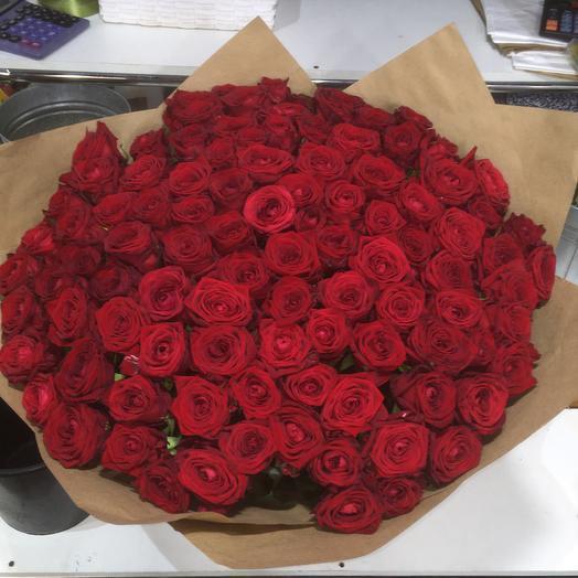 Рэд Мэри: букеты цветов на заказ Flowwow