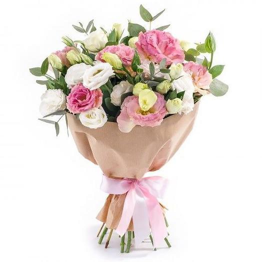 Букет 88: букеты цветов на заказ Flowwow
