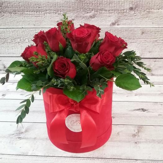 Любовь на ладони: букеты цветов на заказ Flowwow