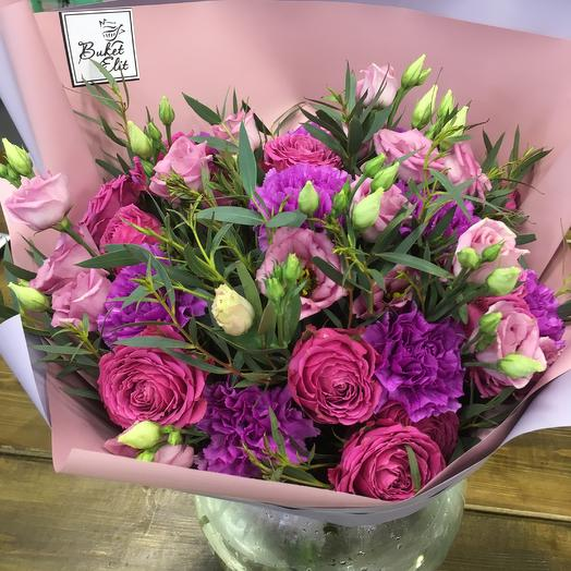 Императорский: букеты цветов на заказ Flowwow