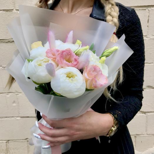 Аделина: букеты цветов на заказ Flowwow