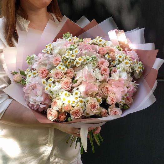 More than friends: букеты цветов на заказ Flowwow