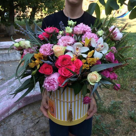 Яркий Бум: букеты цветов на заказ Flowwow