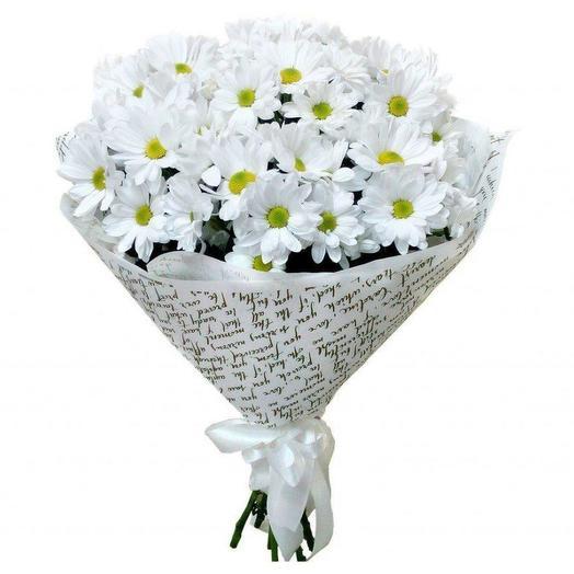 Букет 055: букеты цветов на заказ Flowwow