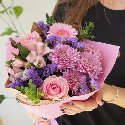 Букет 💐 классному руководителю: букеты цветов на заказ Flowwow