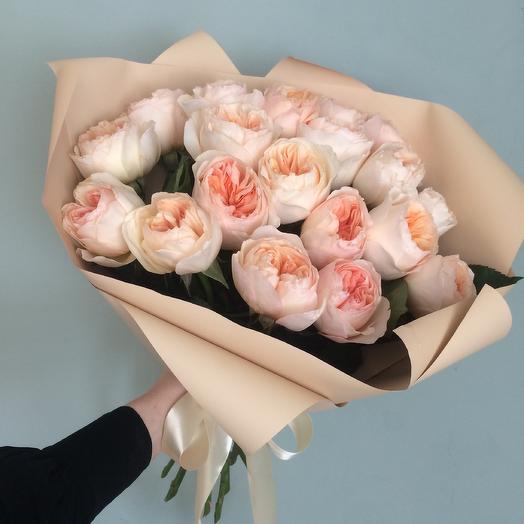 Peach jam: букеты цветов на заказ Flowwow