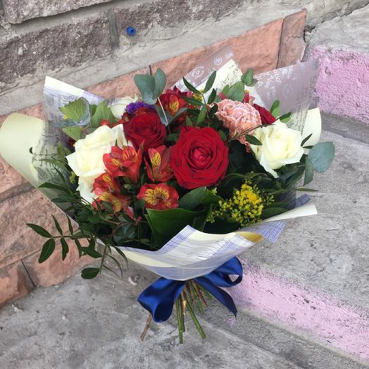 Атлантида: букеты цветов на заказ Flowwow