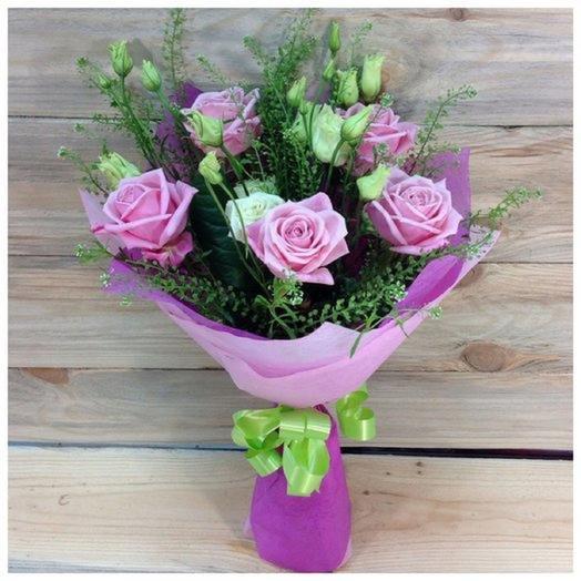 Fly *9: букеты цветов на заказ Flowwow