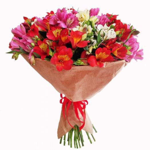 Букет  059: букеты цветов на заказ Flowwow