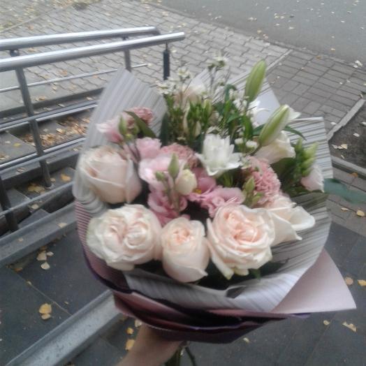 """Букет """"лебединная верность """": букеты цветов на заказ Flowwow"""