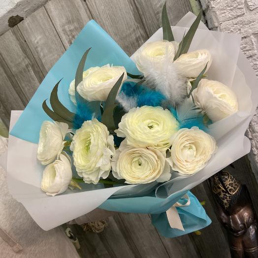 Ранункулюсы: букеты цветов на заказ Flowwow