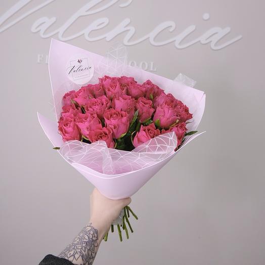 25 ярких кенийских роз