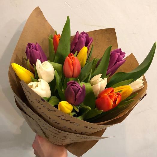 Свет улыбки: букеты цветов на заказ Flowwow