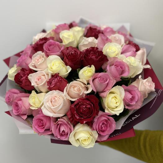 Шикарная 51: букеты цветов на заказ Flowwow