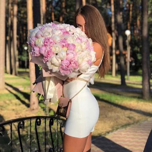 Мисс вселенная: букеты цветов на заказ Flowwow